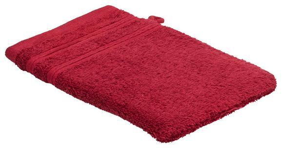 Waschhandschuh Melanie Beere - Beere, Textil (16/21cm) - Mömax modern living