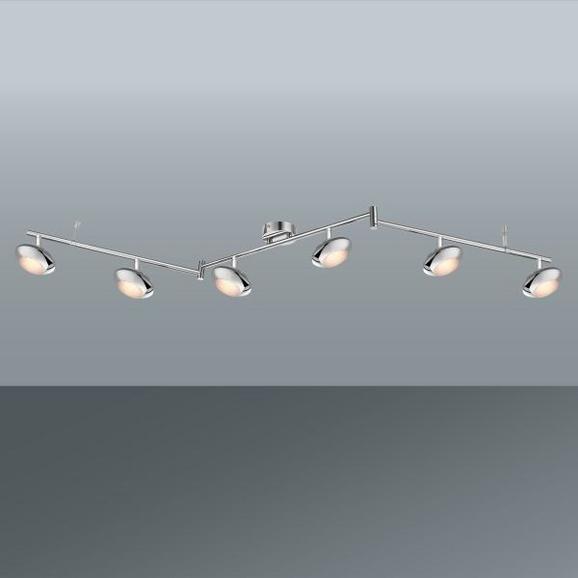 Strahler Gilles, max. 6x5 Watt - MODERN, Kunststoff/Metall (150/10/15,5cm) - Insido
