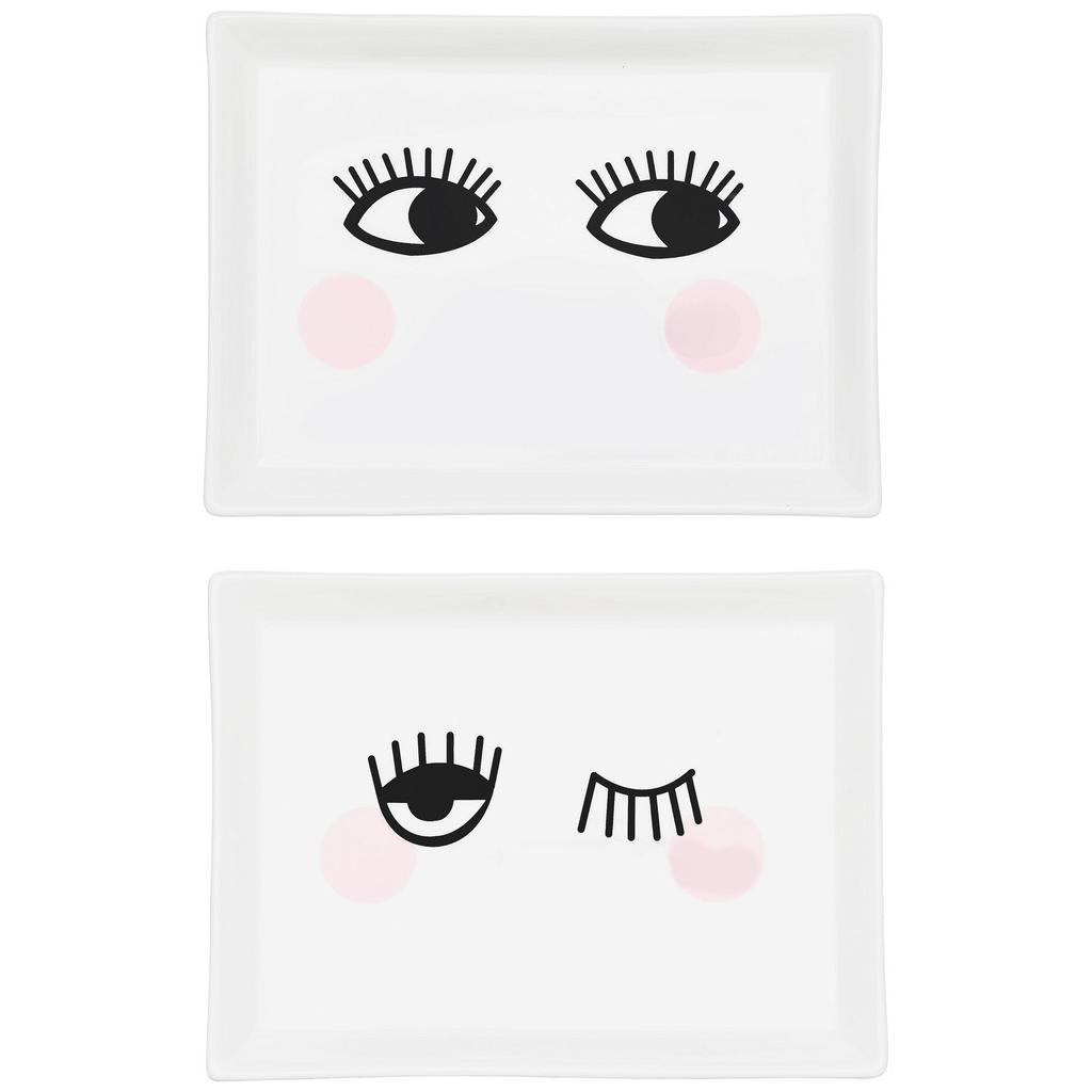 Speiseteller Eyes verschiedene Designs