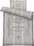 Bettwäsche Elise, ca. 135x200cm - Grau, ROMANTIK / LANDHAUS, Textil (135/200cm) - Mömax modern living