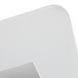 LED-Deckenleuchte Betty Weiß max. 30 Watt - Weiß, MODERN, Kunststoff/Metall (43,5/43,5/6,5cm) - Mömax modern living