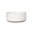 Bol Pentru Salată Emilia - alb, Romantik / Landhaus, ceramică (19,5/8,4cm) - Zandiara