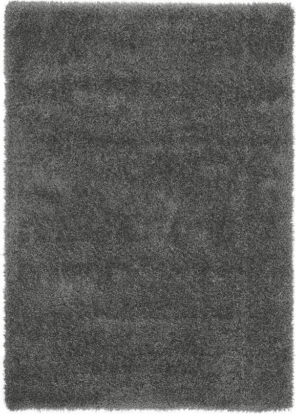 Hochflorteppich Lambada 80x150cm - Silberfarben (80/150cm) - Mömax modern living