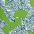 Posteljnina Jackson Wende - zelena, Moderno, tekstil (140/200cm) - Mömax modern living
