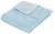 Kuscheldecke Waffel Blau 130x180cm - Blau, Textil (130/180cm) - Mömax modern living