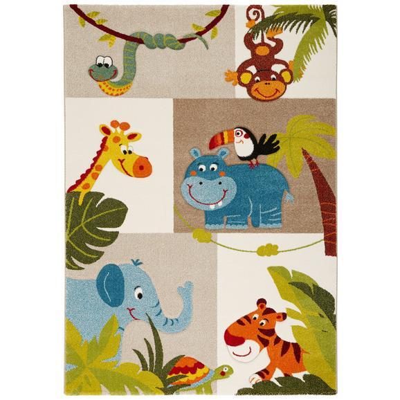 Covor Pentru Copii Jungle - multicolor, textil (120/170cm) - Mömax modern living