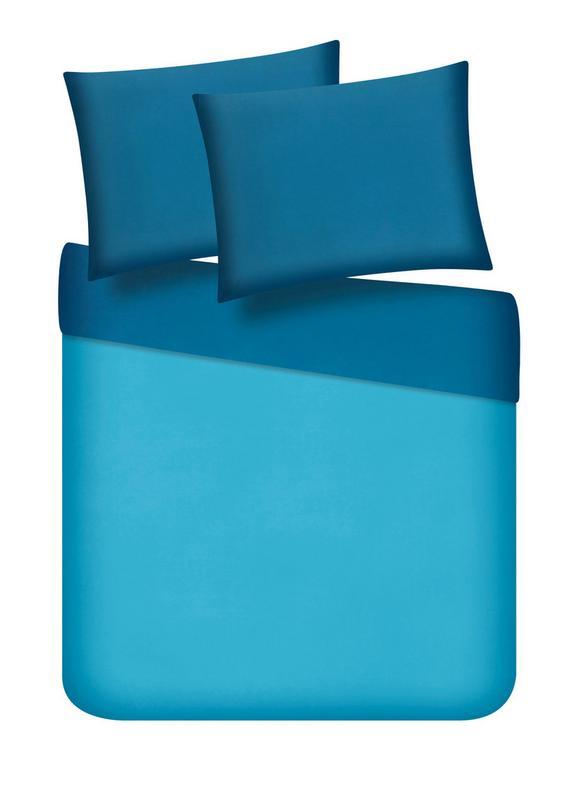 Ágyneműhuzat-garnitúra Belinda - petrol/türkiz, textil (200/200cm) - premium living