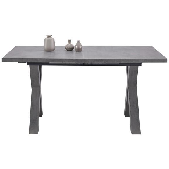 esstisch in grau online kaufen m max. Black Bedroom Furniture Sets. Home Design Ideas