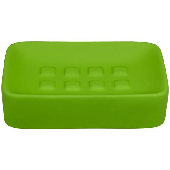 Posodica Za Milo Melanie -ext- - zelena, Konvencionalno, keramika (8,3/12,5cm) - Mömax modern living