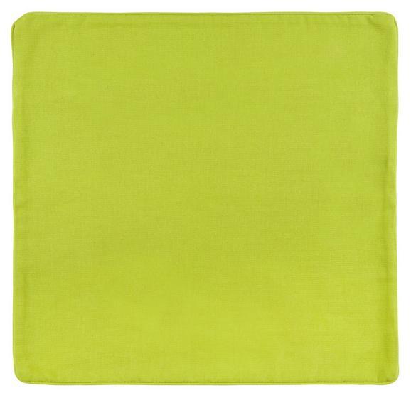 Párnahuzat Steffi - Zöld, Textil (40/40cm) - Mömax modern living
