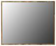 Spiegel Kiefer 105x85cm - Kieferfarben, MODERN, Glas/Holzwerkstoff (105/85/2cm)