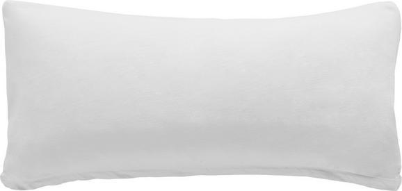 Párnahuzat Basic - Platinaszürke, Textil (40/80cm) - Mömax modern living