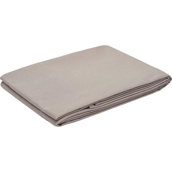 Prt Steffi - svetlo siva, tekstil (140/260cm) - Mömax modern living