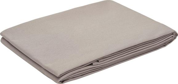 Tischdecke Steffi Hellgrau - Hellgrau, Textil (140/260cm) - Mömax modern living