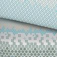 Bettwäsche Eleonore ca. 135x200cm - Hellblau, Textil (135/200cm) - Mömax modern living