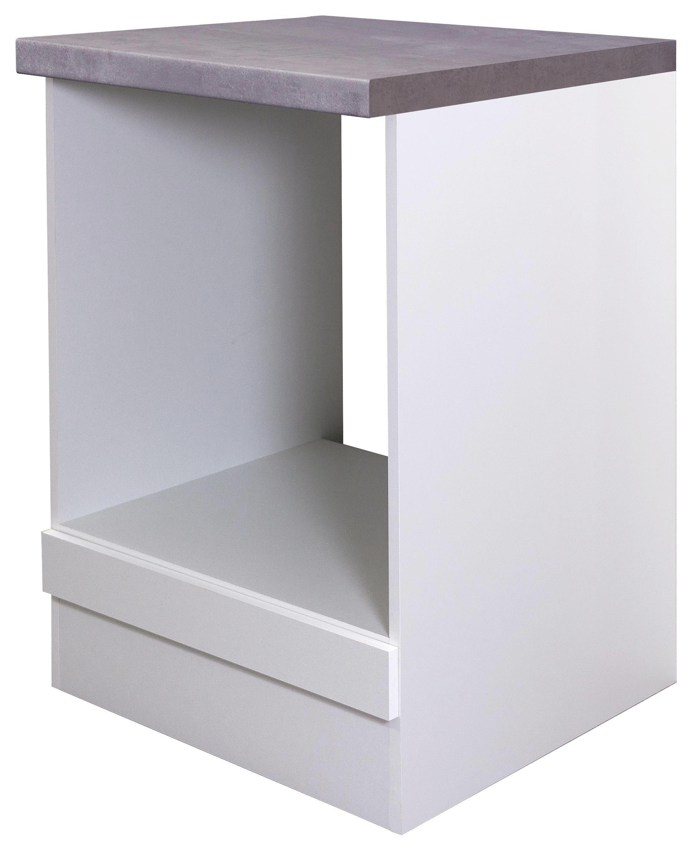 Mömax Badezimmer Schrank: Herdumbauschrank Weiß Online Kaufen Mömax