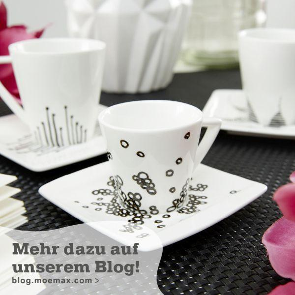Csészealj Pura - fehér, Lifestyle, kerámia (12,7/12,8cm) - MÖMAX modern living