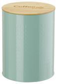 Vorratsdose Stella Mintgrün - Naturfarben/Mintgrün, ROMANTIK / LANDHAUS, Holz/Metall (13,5/17,5cm) - Zandiara