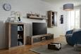 Fotelj Steffen - modra, Moderno, leseni material/tekstil (72/77/72cm) - Mömax modern living