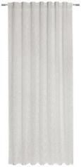 Fertigvorhang Kathrin Sand 140x255cm - Sandfarben, ROMANTIK / LANDHAUS, Textil (140/255cm) - Premium Living