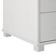 Kleiderschrank Milo - Weiß, MODERN, Holz (80/178/55cm) - Modern Living