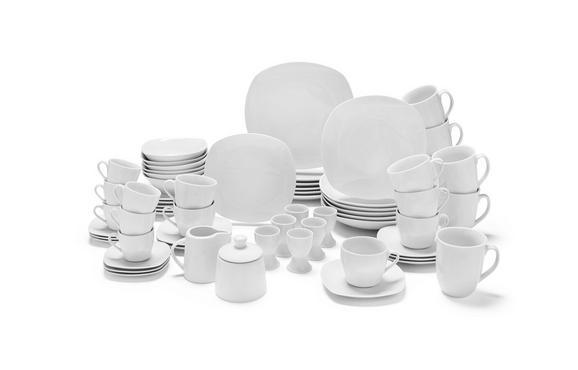 Kombinirani Servis Vera -top- - bela, keramika (43/32/29cm) - Mömax modern living