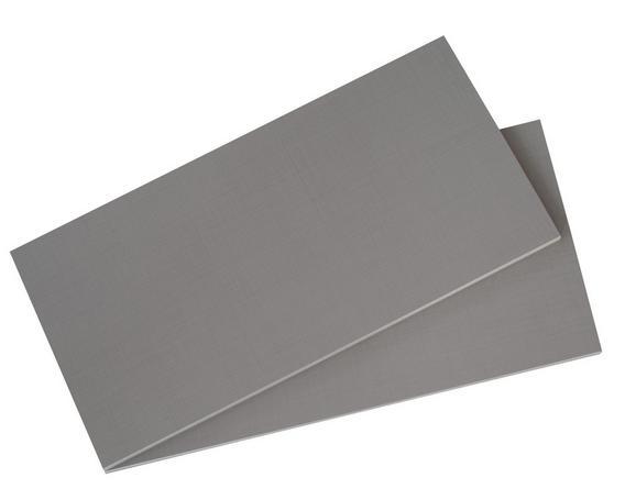 Set Polic Mkr - siva, leseni material (77/1,5/33cm)