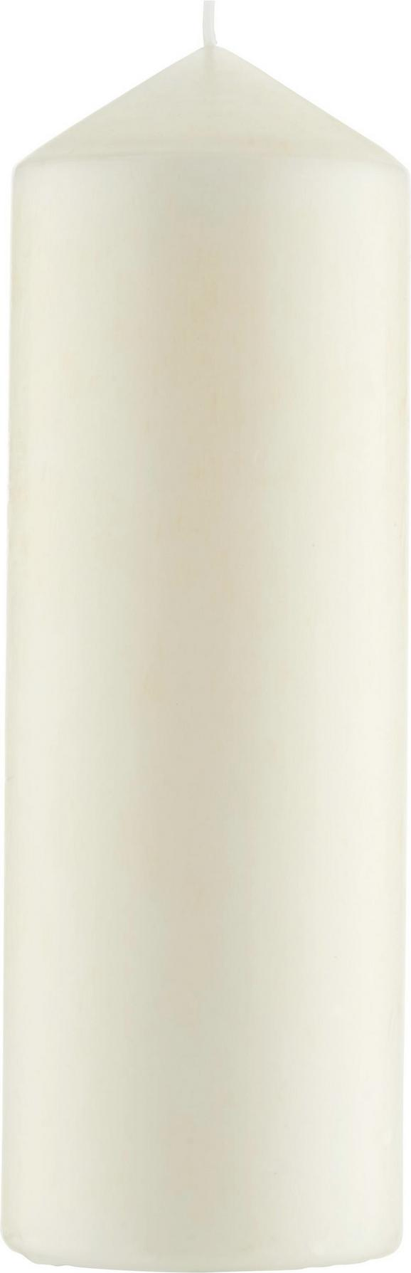 Stumpenkerze Urban Champagner - Champagner (7/20cm) - Mömax modern living