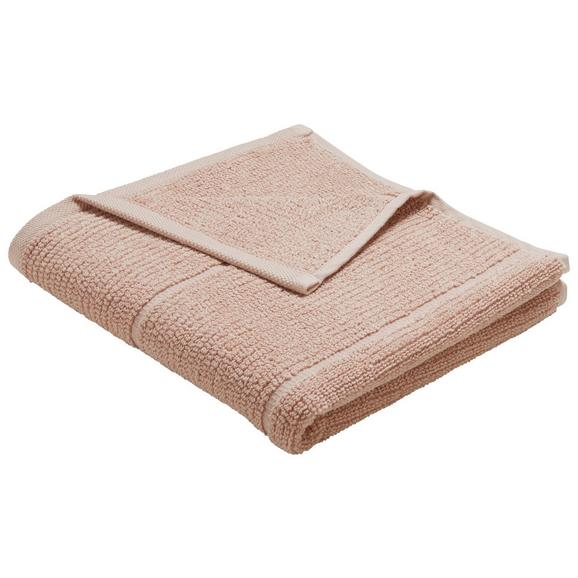 Brisača Anna - pastelno roza, tekstil (50/100cm) - Mömax modern living