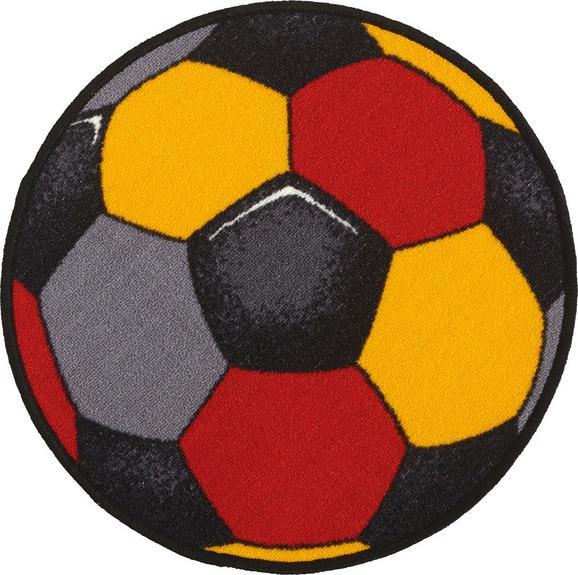 Kinderteppich Football - Kunststoff (57cm) - MÖMAX modern living