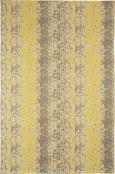 Teppich Textured Trio ca.160x230cm - Gelb/Grau, KONVENTIONELL, Textil (160/230cm) - Premium Living