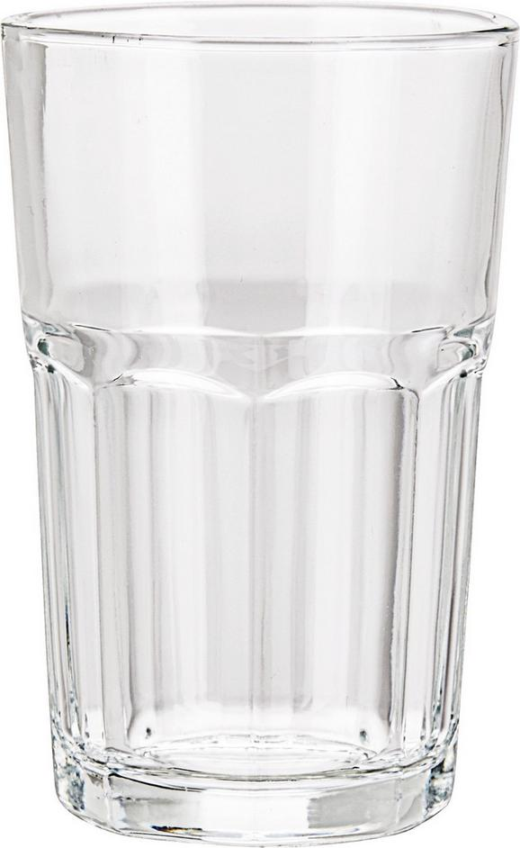 Pahar Long Drink Eva -based- -top- - Clar, Sticlă (7,8/11,9cm) - MÖMAX modern living