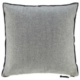 Filzzierkissen Tilda ca.45x45cm - Grau, MODERN, Textil (45/45cm) - Mömax modern living