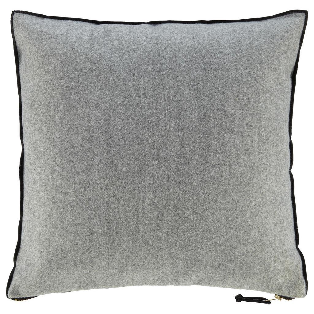 Kissen in Grau 'Tilda' ca.45x45cm