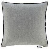 Kissen Tilda ca.45x45cm - Grau, MODERN, Textil (45/45cm) - Mömax modern living