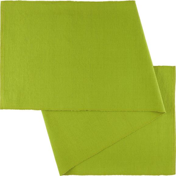 Nadprt Maren - zelena, tekstil (40/150cm) - Mömax modern living
