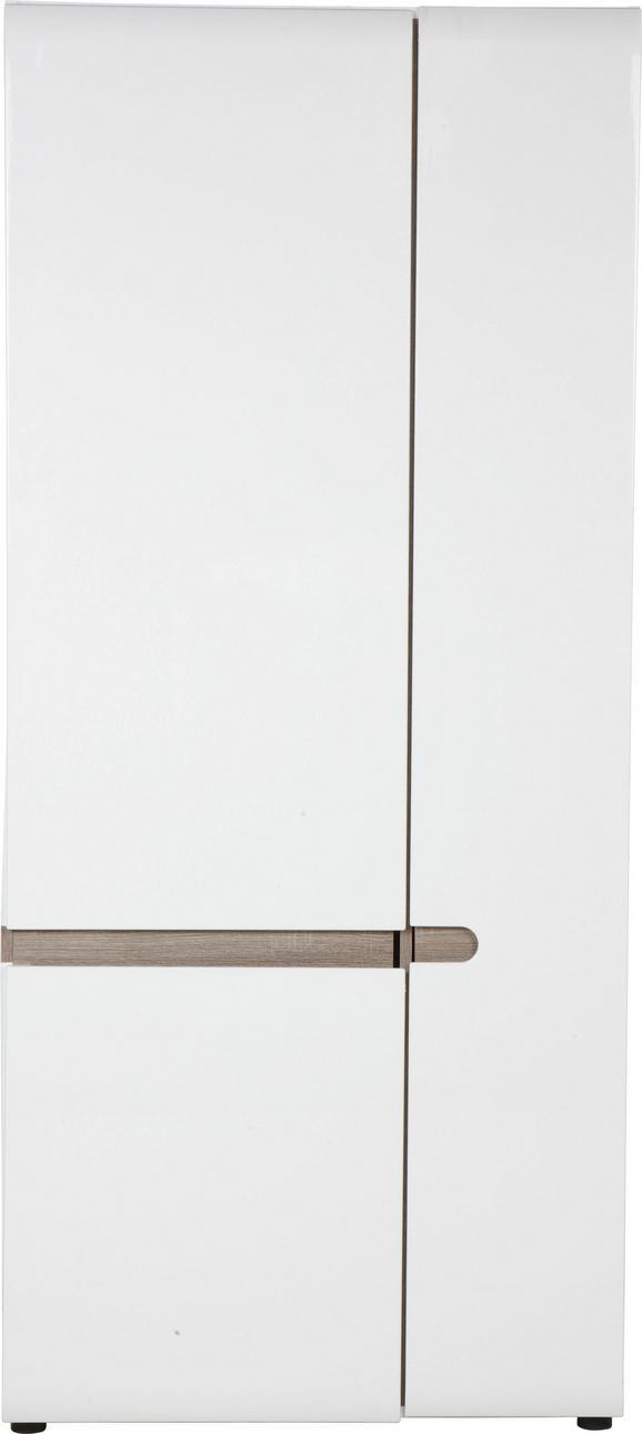 Omara Za Oblačila Linate - Moderno (85/195/37cm) - Mömax modern living
