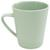 Kaffeebecher Anabel Mintgrün - Mintgrün, Natur, Holzwerkstoff (8,5/9,5cm) - Zandiara