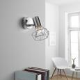 Strahler Klausi, max. 40 Watt - MODERN, Metall (9,3/13cm) - Mömax modern living