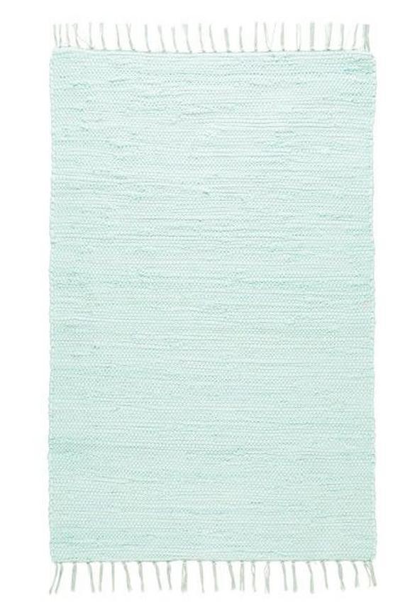 Rongyszőnyeg Julia - világoszöld, romantikus/Landhaus, textil (60/90cm) - MÖMAX modern living