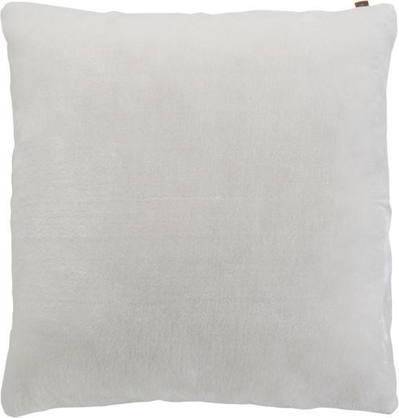 Zierkissen Eliza 60x60cm - Hellgrau, MODERN, Textil (60/60cm)