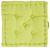 Sitzkissen Ninix in Grün, ca. 40x40x10cm - Grün, Textil (40/40/10cm) - MÖMAX modern living