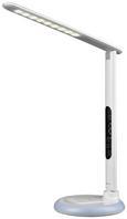 Led-schreibtischleuchte Sandro max. 5 Watt - Weiß, MODERN, Kunststoff (75cm) - Premium Living