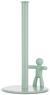 Küchenrollenhalter Ute in Mintgrün - Mintgrün, MODERN, Kunststoff/Metall (18,2/33,7cm) - Premium Living