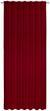 Verdunkelungsvorhang Riccardo in Rot, ca. 140/245cm - Rot, MODERN, Textil (140/245cm) - Premium Living