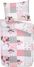 Posteljina Louise - Ext- -top- - roza, ROMANTIK / LANDHAUS, tekstil (140/200cm) - Mömax modern living