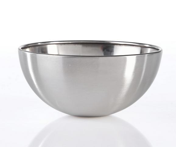 Skleda Vinzenz - nerjaveče jeklo, Moderno, kovina (12,5/6cm) - Mömax modern living