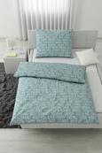 Posteljina Typelove - svijetlo plava, Modern, tekstil (140/200cm) - Mömax modern living