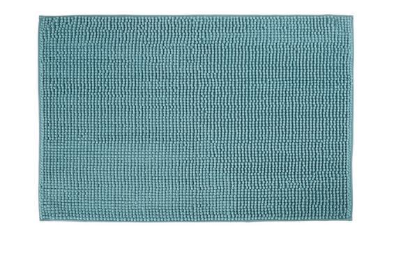 Kopalniška Preproga Nelly - turkizna, tekstil (60/90cm) - Mömax modern living