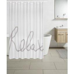 Duschvorhang Modern duschvorhang relax ca 180x200cm kaufen mömax